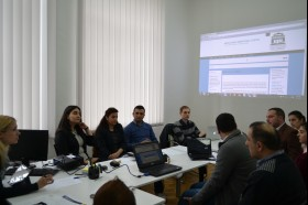 1st MCC Staff Training Tbilisi