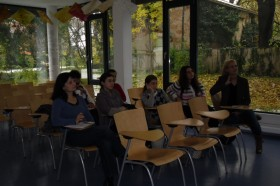 Study visit to Austria for MCC staff Graz/Vienna 29th-31st October, 2012